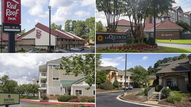 Sex-trafficking victims file lawsuits against 4 metro Atlanta hotels