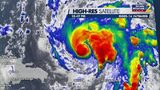 Hurricane Dorian strengthening, winds up to 85 mph