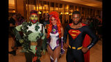 The annual sci-fiction, gaming and more convention is every Labor Day weekend. (Photo by Nelson Hicks/wsbtv.com)