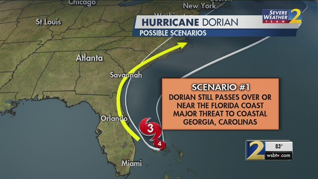 HURRICANE DORIAN TODAY: At least 5 dead in the Bahamas as
