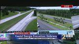 Major interstate reverses traffic to help Hurricane Dorian evacuations