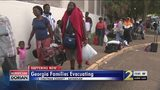 Volunteers driving Dorian evacuees without rides to emergency shelters