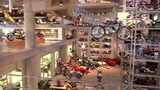 See world's largest motorcycle collection at BarberVintageMotorsports Museum