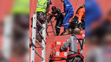 3 of 4 crew members rescued from overturned cargo ship off Georgia coast