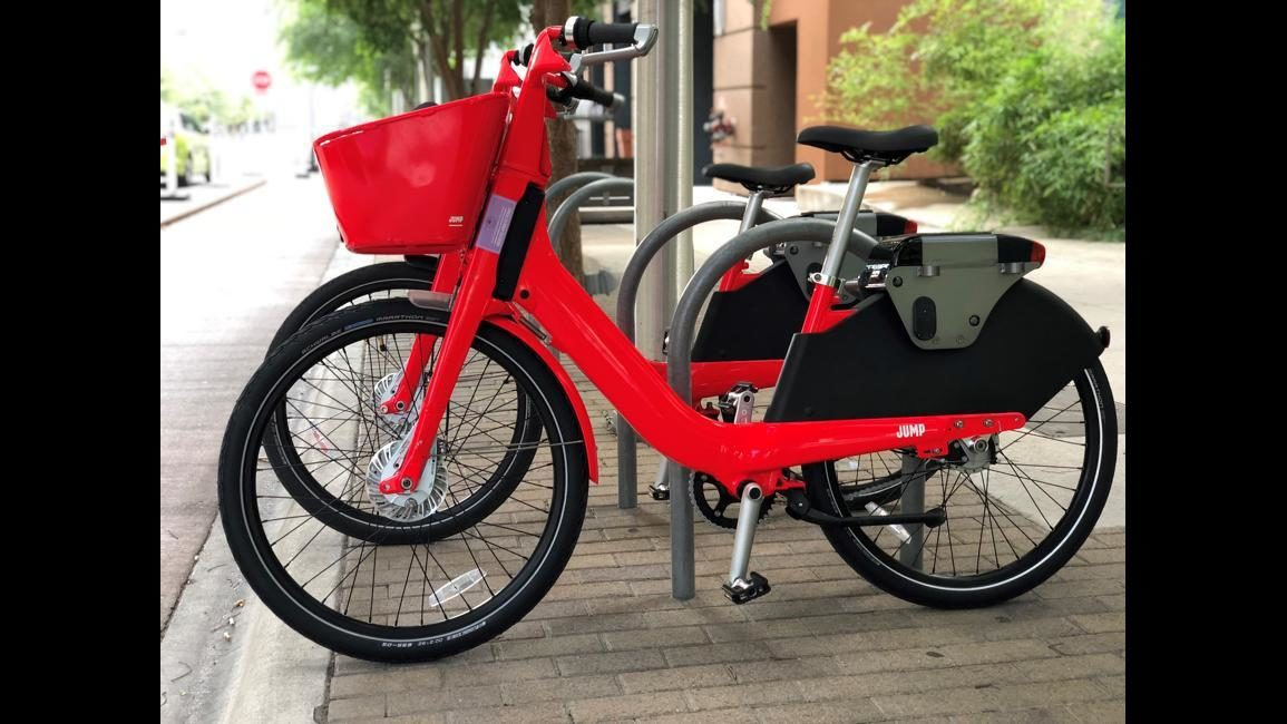 Uber's electric bikes leaving Atlanta, scooters to stay
