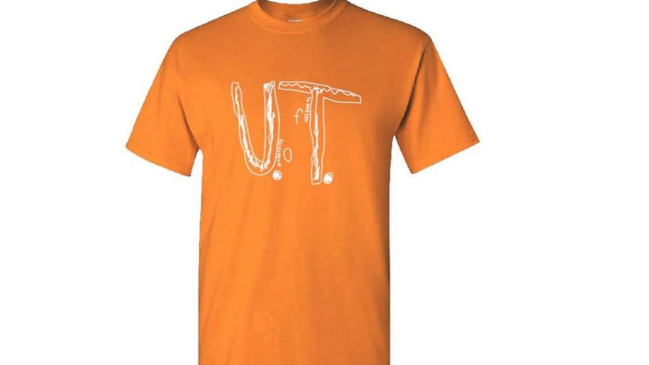 Boy bullied over homemade Tennessee shirt offered 4-year