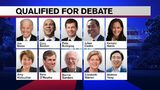 Line up for ABC debate