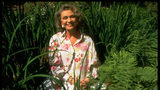 UNITED STATES - 1997: Author Anne Rivers Siddons sitting in a garden. (Photo by Thomas S. England/The LIFE Images Collection via Getty Images/Getty Images)