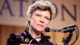 WASHINGTON - FEBRUARY 10: Journalist Cokie Roberts appears at the National Press Foundation's 26th annual awards dinner on February 10, 2009 in Washington, DC.