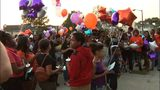 Community gathers to remember 3 teens killed in alleged attempted robbery