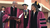 How is Morehouse handling billionaire's gift of paid tuition?