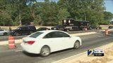 Manhunt underway for man who pointed gun at deputies