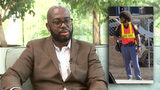 Former deputy says he was forced from job over wearing Afro wig