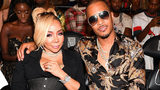 Tiny and T.I. during the BET Hip Hop Awards 2018 at Fillmore Miami Beach on October 6, 2018 in Miami Beach, Florida. (Photo by Paras Griffin/Getty Images for BET)