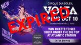 2019 Cirque Du Soleil Volta