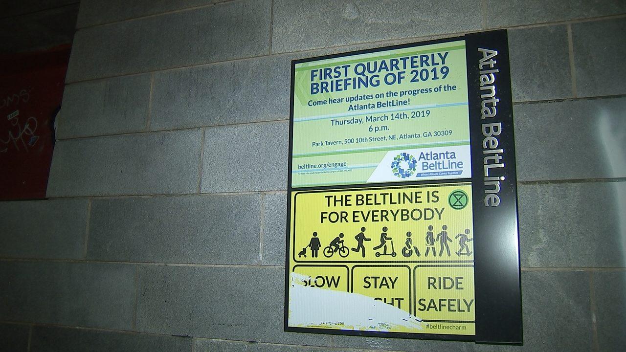 Big safety improvements coming to part of Atlanta BeltLine