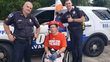 Man traveling 218 miles across south Georgia by wheelchair