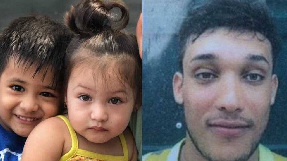 Amber Alert: 2 children taken from Powder Springs