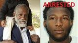 Victim Jesse Turner and suspect Antonio Crowley