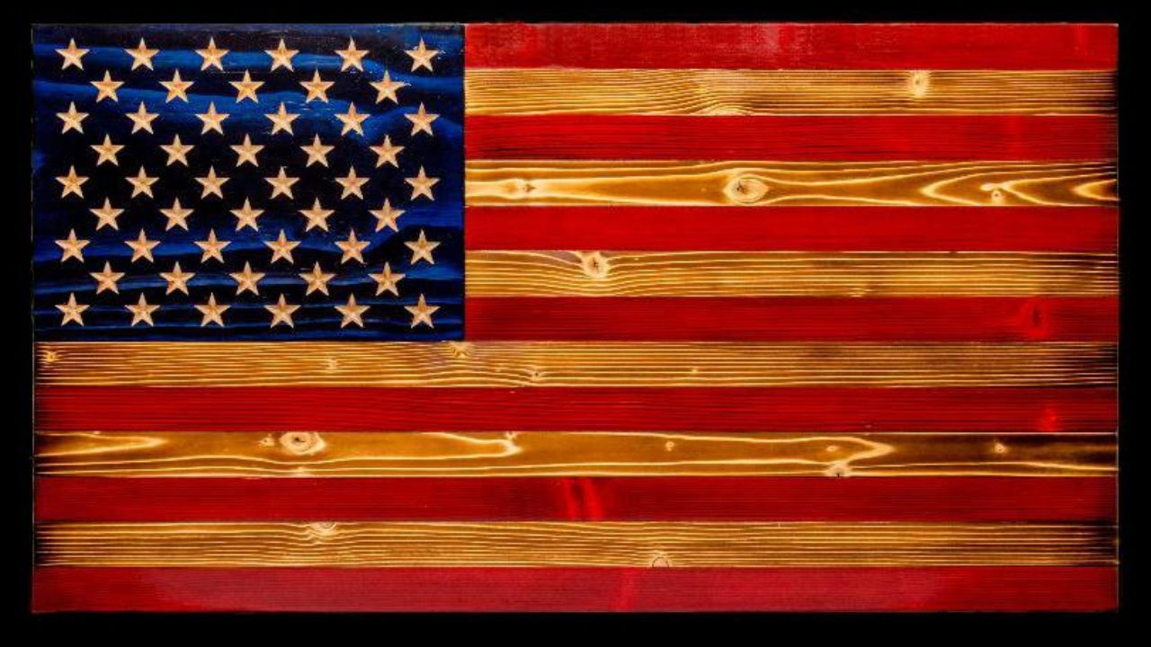 Buyers say company claiming to sell wooden flags made by veterans never delivered