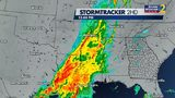 Line of storms that caused tornado in Texas heading our way tonight