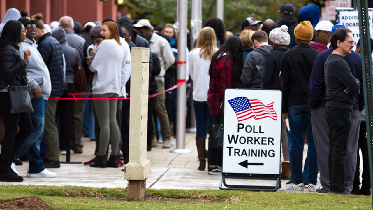 Election Day: Dozens of metro Atlanta races to be decided on
