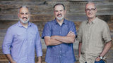 The moviemaking trio known as the Kendrick Brothers: Stephen Kendrick (from left), Alex Kendrick and Shannon Kendrick. (PHOTO: The Atlanta Journal-Constitution)
