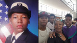 Renae Alexander, a Navy veteran and mother of three, was killed during a carjacking attempt on Nov. 3. Photos courtesy of family