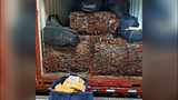Cocaine found disguised as scrap at the Port of Savannah