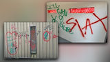 Deputies searching for vandals who spray-painted church, Veterans Park