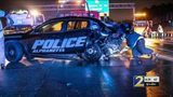Drunk driver 3x the legal limit slams into patrol car on Ga. 400, police say