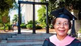 Though rarely mentioned in history books, Mary Frances Early is actually the first black graduate of the University of Georgia, before Charlayne Hunter Gault and Hamilton Holmes. Now UGA is giving her an honorary degree to acknowledge this fact.