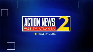 Part of building collapses in Atlanta